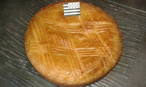 Galette Bretonne caramel Beurre salé (la grande)